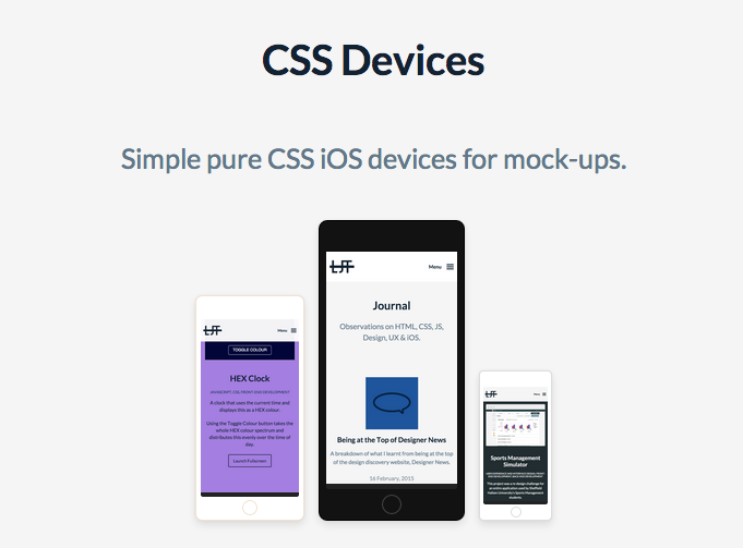 CSS Devices