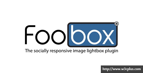 100% Mobile Responsive, Socially Integrated jQuery Image Lightboxes