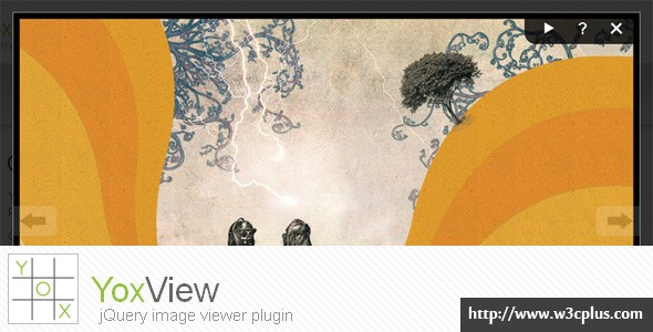 YoxView jQuery image viewer plugin