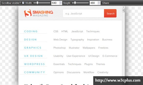 15 Best Responsive Design Tools to test Responsive Design