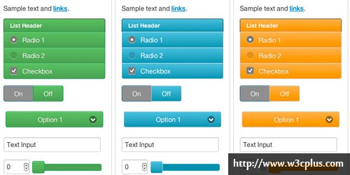 jQuery Mobile Boostrap