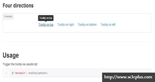 Tooltips bootstrap-tooltip.js