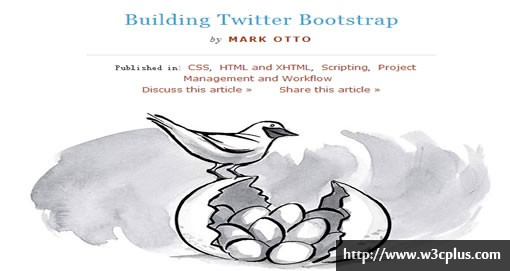 Building Twitter Bootstrap
