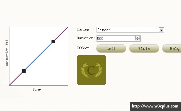 CSS EASING ANIMATION TOOL
