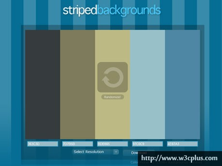 Stripe Backgrounds