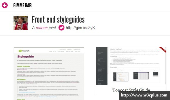 Front-end Style Guide Roundup