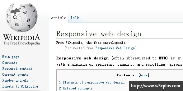 Responsive Resources strategy